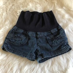 MATERNITY Jean Shorts by JOLT